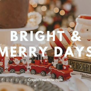 2175 Bright and Merry Days