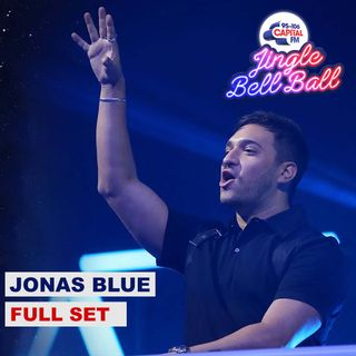 Jonas Blue - Live at Capital's Jingle Bell Ball 2019 Capital FM | Full Set | Full Show | Full Concert | Extended Set | Christmas Dj Set |