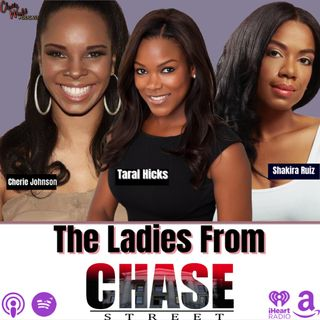 Taral Hicks (Keisha from Belly) Shakira Ruiz the ladies from Amazon Prime new show Chase Street