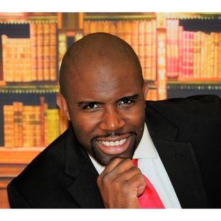 #379 - Christian Fiction Author, JP Robinson