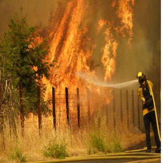 Incendio en California es el segundo mayor en la historia de ese estado