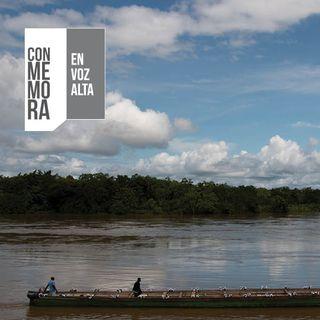 Conmemora en Voz Alta - Baga Baga: mujeres, la fuerza del río