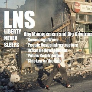 City Management and Big Government 09/18/18 Show Vol. 5--#153