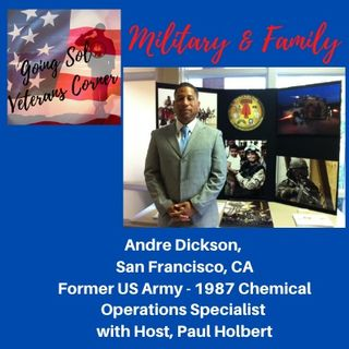 Dickson Army Chemical Operations Specialist - Military & Family