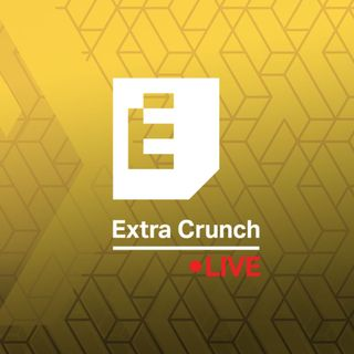 Extra Crunch Live with Hunter Walk from Homebrew