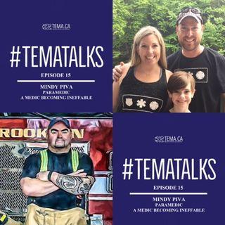 #TemaTalks Episode 15: Mindy Piva