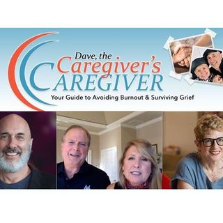 Author, Jill and Chuck Wortman, Caregiver Advocates