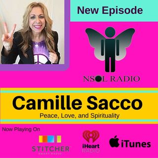 Camille Sacco: Peace, Love and Spirituality in the Workplace