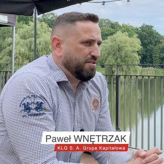 Paweł Wnętrzak – KLG S.A. Grupa Kapitałowa
