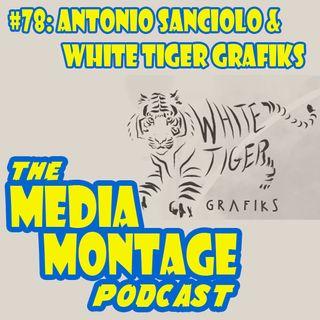 Antonio Sanciolo/WhiteTiger Grafiks