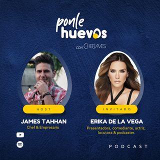 012. Erika de la Vega | PT.2 Presentadora, locutora, comediante, productora y actriz