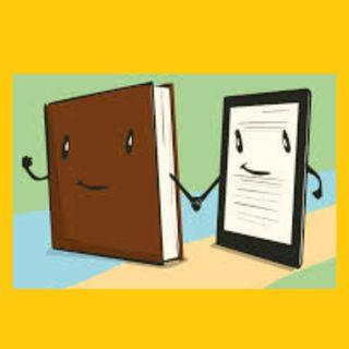 Llibre de Paper o ebook? (Ràdio Llibre - programa pilot)