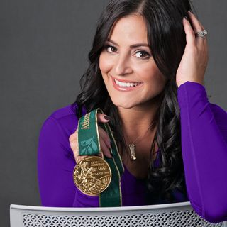 Sports of all Sorts: Olympic Gymnastics Legend Dominique Moceanu