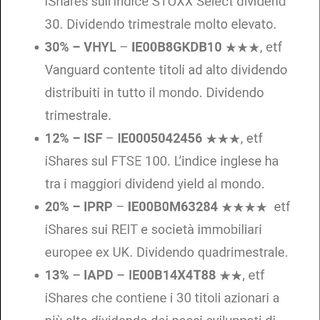 Episodio 9 - 1000€/mese con ETF, Dividendi, Libri ecc