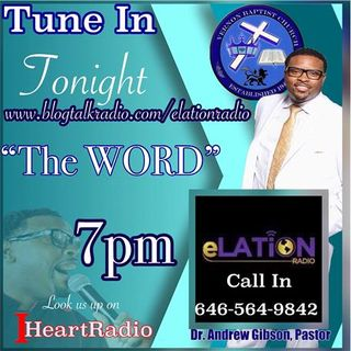 The Word with Pastor Gibson