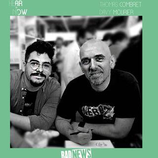 Davy Mourier & Thomas Combret / Créateurs de Bad News