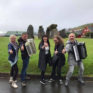 Episode 9 - Harmonikafestival på Færøerne m.m.