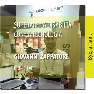 22. Superare la disabilità con la tecnologia - Intervista a Giovanni Zappatore