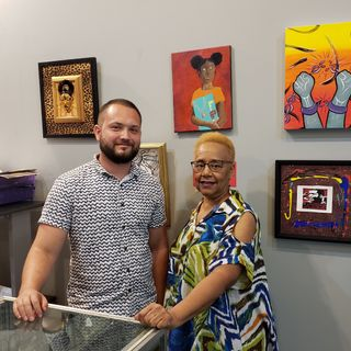 Episode 58: The Griot Museum of Black History's Impact HIV/AIDS Initiative
