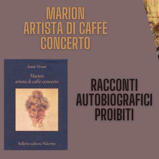Marion Artista di Caffè Concerto - Annie Vivanti