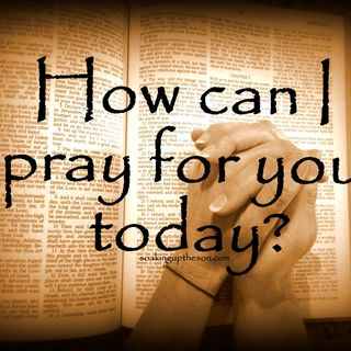 Prayer For A Time Such As Now!