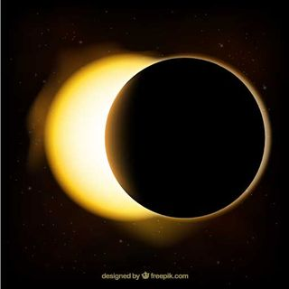 99. El eclipse de Sol del 21 de junio, parte uno