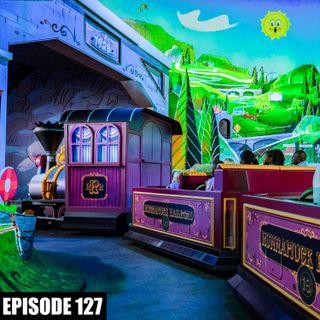 Mickey & Minnie's Runaway Railway Media Day