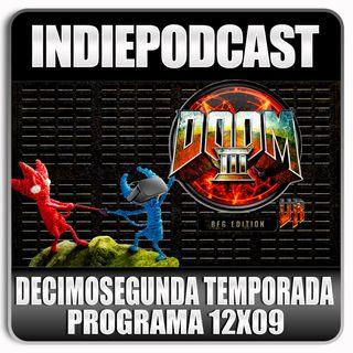 Indiepodcast 12x09 'Doom 3 VR, Unravel, Capcom y cierre Stores PS3/Vita'