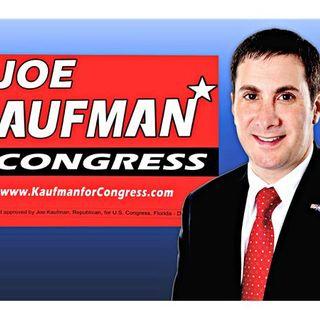Joe Kaufman vs. Debbie Wasserman Schultz for U.S. House
