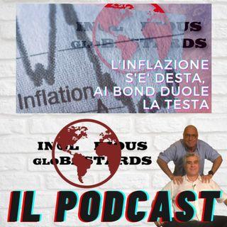 L'inflazione s'e' desta, ai bond duole la testa