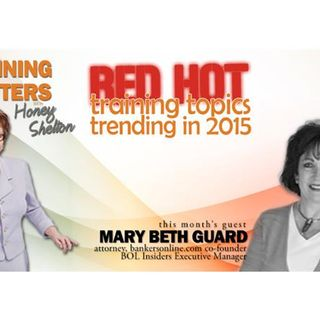 Red Hot Training Topics