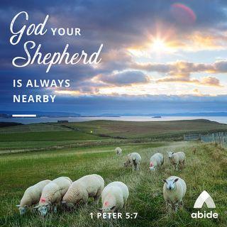 God Is Your Shepherd