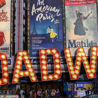 Liberiet Radio - Playlist Broadway & Musicales