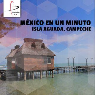 Los encantos de Isla aguada en Campeche | México En Un Minuto