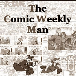 Classic Radio Theater for April 19, 2019 Hour 1 - The Comic Weekly Man