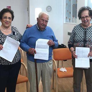 Esame di terza media per tre ottantenni in Puglia