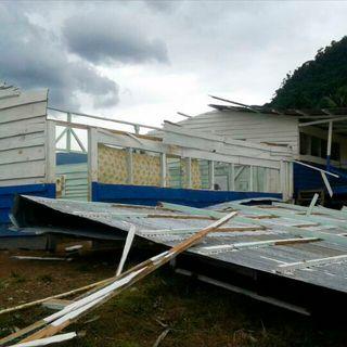 Crisis de Infraestructura escolar en Panamá y otros temas en #AEVeNoticiasRadio 16.feb.2019