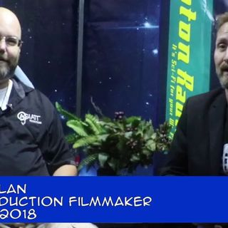 A Good Idea At The Time with Filmmaker/Producer Ryan Quinlan on the Hangin With Web Show