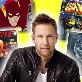 #258: Michael Rosenbaum returns to Comic Book Central