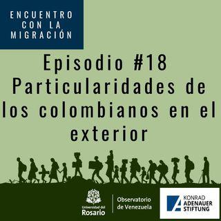 Particularidades de los Colombianos en el exterior