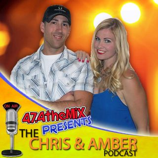 The Chris & Amber Podcast - Are We On (Generic - Thursday 8pm EAST)