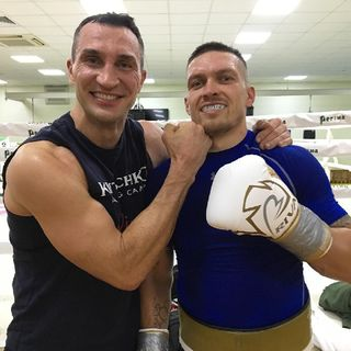 He's Back!!!!! Wladimir Klitschko Is Coming Out Of Retirement!!!!!
