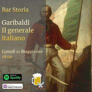 Garibaldi al bancone - Il generale italiano