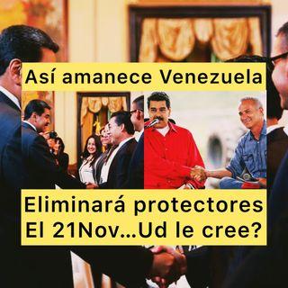 Podcast Así amanece Venezuela martes #29Jun 2021 La nueva mentira de Nicolás