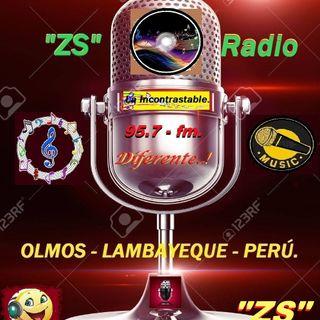 ZS Radio 95.7 fm - Olmos - Lambayeque - Perú.