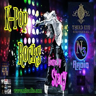 K-Pop Rocks Hosted By Stacy