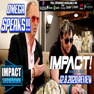Kenny Omega & Don Callis Speak! IMPACT SHOWDOWN with Lee Sanders 12-8-2020