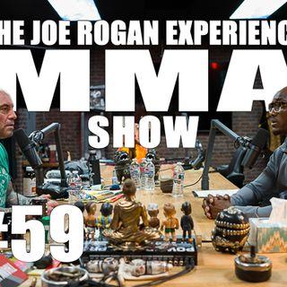 JRE MMA Show #59 with Kamaru Usman