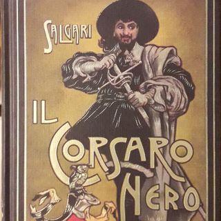 Il corsaro nero, di Emilio Salgari