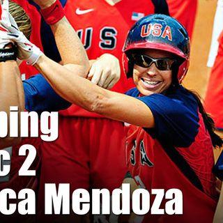 Episode 201 - Softball Slapping Clinic Part 2 - Jessica Mendoza